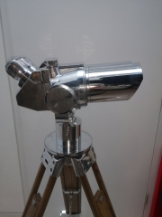 German Binoculars WW2 Flak with Tripod circa 1940 Ref10x80P